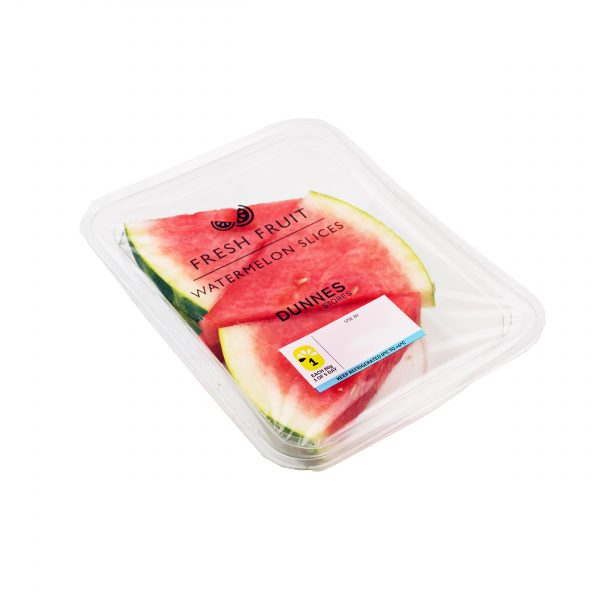 Simplyfruit Healthy 300g watermelon fans tray Dunnes Stores