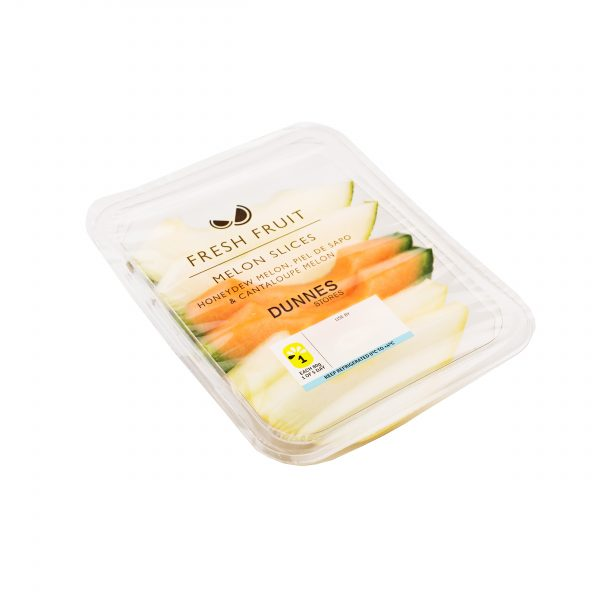 Simplyfruit Healthy 300g Honeydew, Piel De Sapo and Cantaloupe tray Dunnes Stores